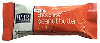 HMR® BeneFit® Bars Chocolate Peanut Butter Flavored Crunch (24 count)