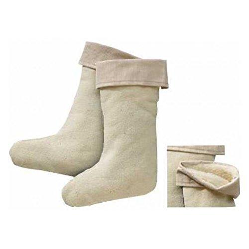 Botas de seguridad con de la solapa - Tamaño del zapato: 40/41