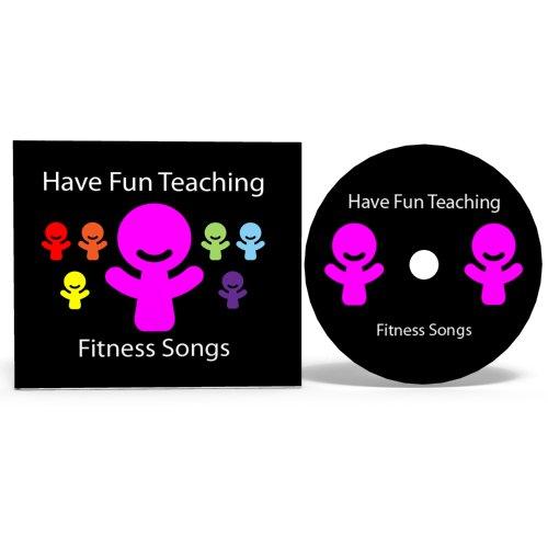 Amazon Have Fun Teaching CD Pack Alphabet CD Character CD