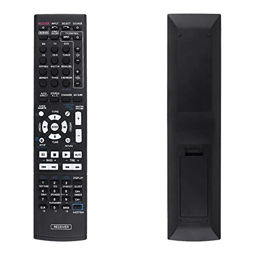 Replacement Remote Control for Pioneer VSX-30 VSX-1122 VSX-1122-K VSX-1123 VSX-321-K VSX-820 VSX-820-K AV Receiver (Vsx Pioneer)