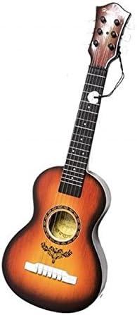 EUROCARNAVALES Guitarra Española de imitación de 58 cm: Amazon.es ...