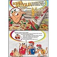Roma antica a fumetti. Ediz. latina (Vision kids)