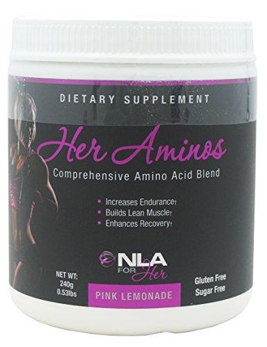Ее Aminos- Pink Lemonade, 240г, 0.53lbs