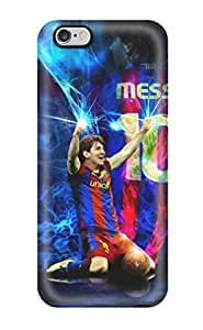For Iphone Case, High Quality Messi Hd For Iphone 6 Plus Cover Cases by icecream design