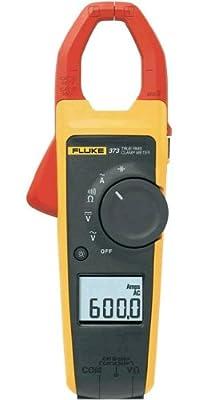 Fluke True-RMS Clamp Meter