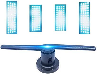 Ventilador holográfica 3D Display, Publicidad HD WiFi, Alta ...