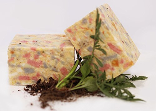 (SallyeAnder Gardener's Hand Soap With Bag Quantity Single Bar )