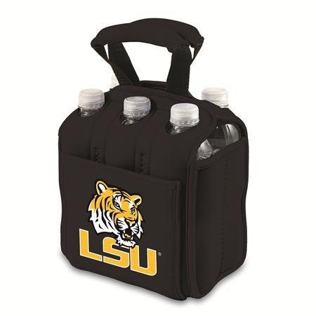 NCAA LSU Fightin Tigers Six Pack Cooler Tote
