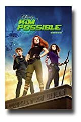 Kim Possible Poster Movie Promo 11 x 17 inches Live Action