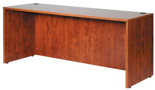 (Boss 71 by 24 Credenza Shell, Cherry)