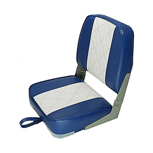 Seamander Boat Seat - Blue Boat Seat