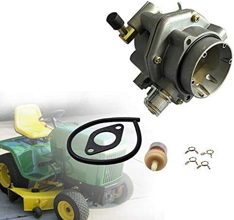 Carb For NIKKI Onan Carburetor Fits John Deere 316 317 318 P218G MIA10343 US