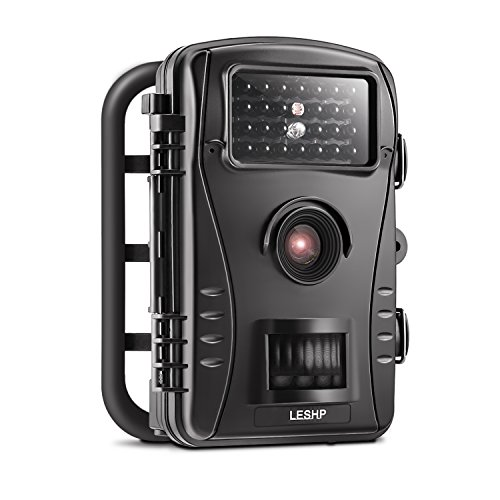 LESHP Wildlife Infrared Scouting Surveillance