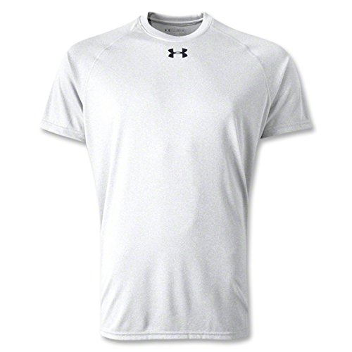 Under Armour Locker T Ss 100WHITE/GRAPHITE XL