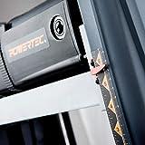 POWERTEC PL1252 15 Amp 2-Blade Benchtop Thickness