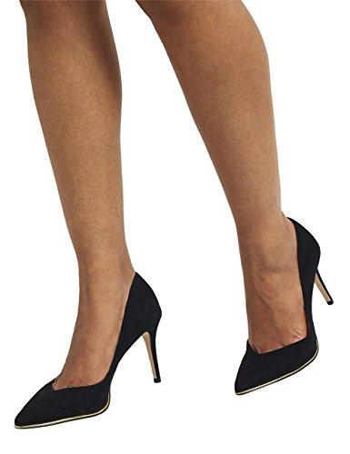 Schuhe Schwarz Damen Lipsy Mittelhohe Pumps awtwIqPx