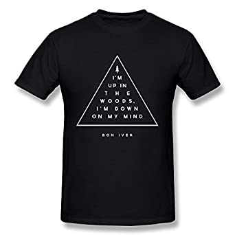 19f012d7 Pandora Men's Bon Iver Gifts Merchandise Redbubble T-Shirt: Amazon ...