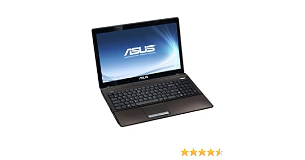 Asus K53SD-SX760V - Ordenador portátil 15.6 pulgadas (Core i7 2670QM, 4 GB de RAM, 2.2 GHz, 640 GB, Windows 7 Edition Home Premium) - Teclado QWERTY ...