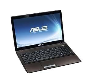 Asus K53SD - Ordenador portátil 15.6 pulgadas (Core i5 2457M, 4 GB de RAM, 2.5 GHz, 500 GB, Windows 7 Edition Home Premium) - Teclado QWERTY español