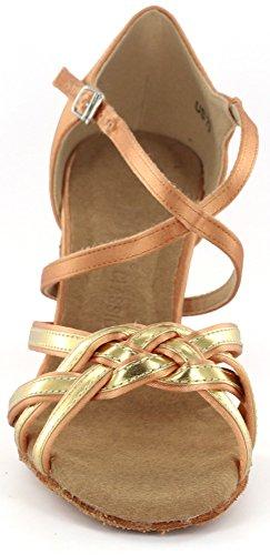 DSOL CLASSIC - Zapatillas de danza para mujer negro negro 38 carne