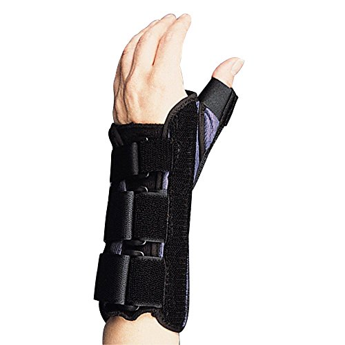 Bird & Cronin 08144563 Premier Wrist Brace with Thumb Spica, Right, Medium by Bird & Cronin