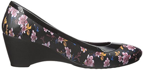 Pictures of Crocs Women's Lina Graphic W Wedge Pump Crocs Lina Graphic Wedge W 3