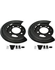 Motormite Products Dorman 924-212 Brake Dust Shield, black
