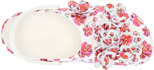 Pictures of Crocs Women's Classic Timeless Clash Roses Clog C13 2