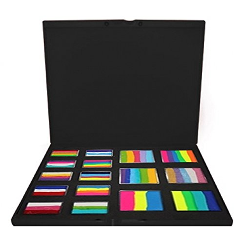 Kryvaline Split Cake Palette - Collection 1 by Kryvaline