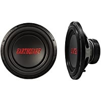 Earthquake Sound TREMOR-X124 Tremor-X Series Single 4 Ohm 1250 Watt 12 Car Audio Stereo Subwoofer (pair)