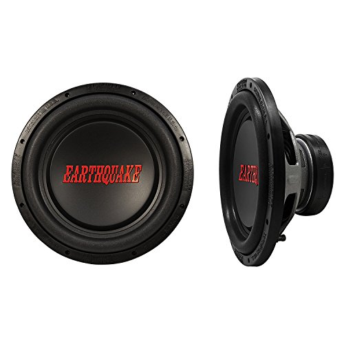 Earthquake Sound TREMOR X124 Tremor X Subwoofer