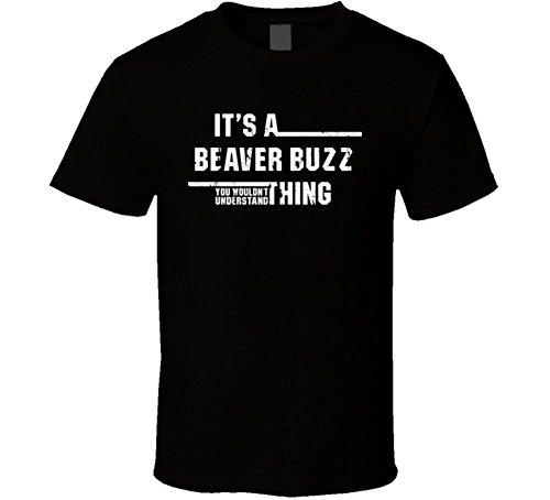 beaver-buzz-wouldnt-understand-drink-funny-worn-look-t-shirt-2xl-black