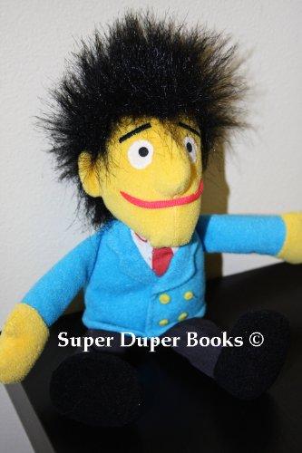 - Sesame Street Bean Bag Character Toy Guy Smiley