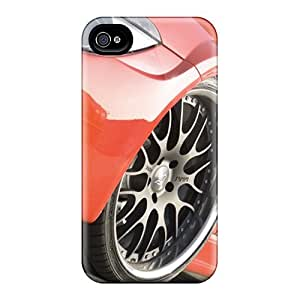 High-quality Durability Cases Iphone 5/5S (hamann Bmw M6 Widebody Front Wheel)