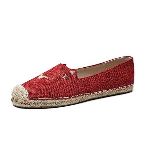 Red An Con Zeppa Donna Sandali Dgu00791 q7rxXA7