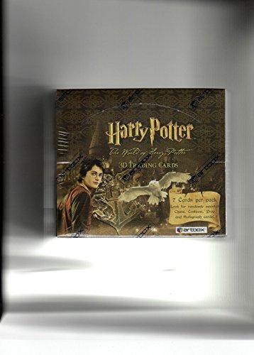Harry Potter 3D sealed Hobby Box