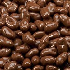 Gourmet Chocolate Covered Raisins by Its Delish (Dark Chocolate, five pounds)