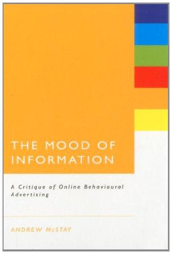 Download Mood of Information: A Critique of Online Behavioural Advertising Pdf