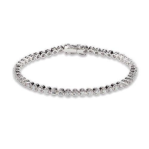 Tennis Bracelet en or blanc et diamants DAMIANI 20039920