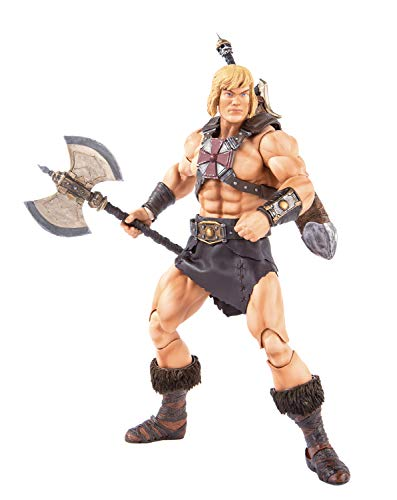 Mondo Tees Masters of The Universe: He-Man 1: 6 Scale Collectible Action Figure ()