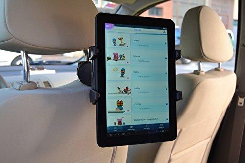 Soporte Reposacabezas Funda para Tablet Lazer Alcampo 10.1