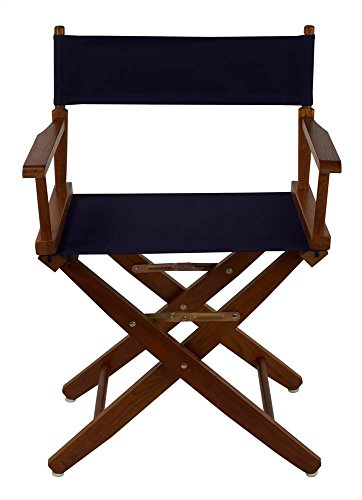 Casual Home Mission Oak Frame Directors Chair by Casual Home (Image #1)