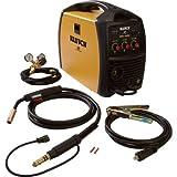 MIG Welder - Klutch MIG 140SI Inverter-Powered Wire-Feed MIG Welder - 140 Amp Output