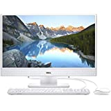 Dell Inspiron 23 3000 23.8 Full HD IPS All-in-One Business Desktop, AMD Dual-Core A9-9425 up to 3.7GHz 8GB DDR4 1TB HDD USB 3.1 802.11ac Bluetooth 4.1 MaxxAudio Pro Win 10-White
