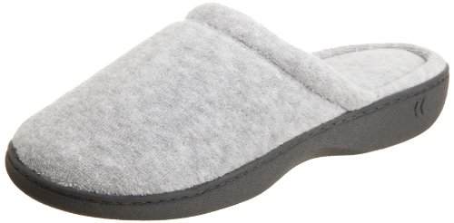 isotoner-womens-terry-clog-heather-gray75-8