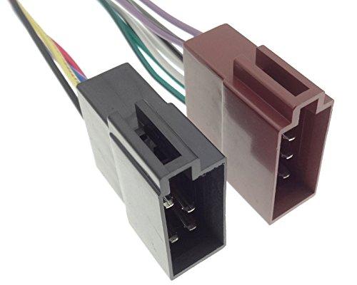 Autoradio Kabel Radio Adapter Stecker ISO Anschlusskabel Kabelbaum PIONEER 05