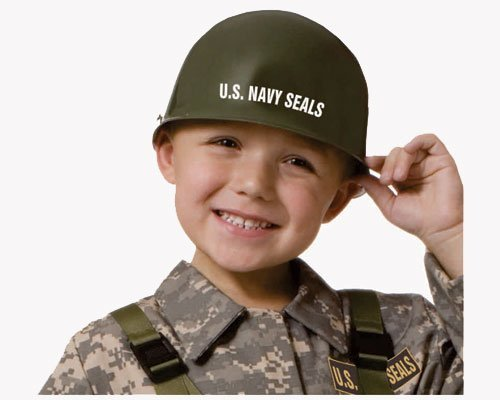 Kids Navy SEAL Helmet