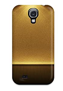 2015 Top Quality Protection Gold Case Cover For Galaxy S4