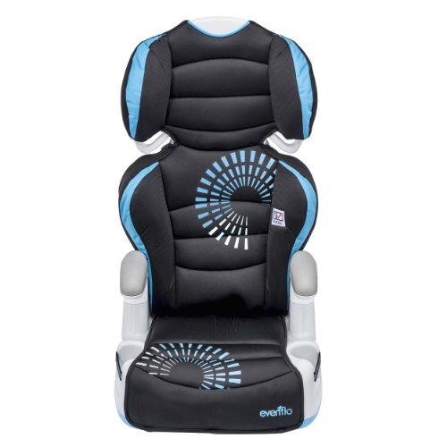 Evenflo Big Kid AMP Booster Car Seat, - Booster Seats For Car