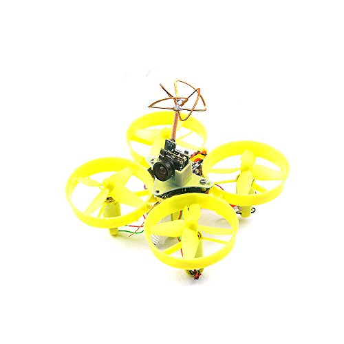 EACHINE Turbine QX70 70mm Micro FPV Quadcopter BNF Based On F3 EVO Brushed Flight Controller RC Mini Nano Racing Quadcopter Drone (Flysky receiver)